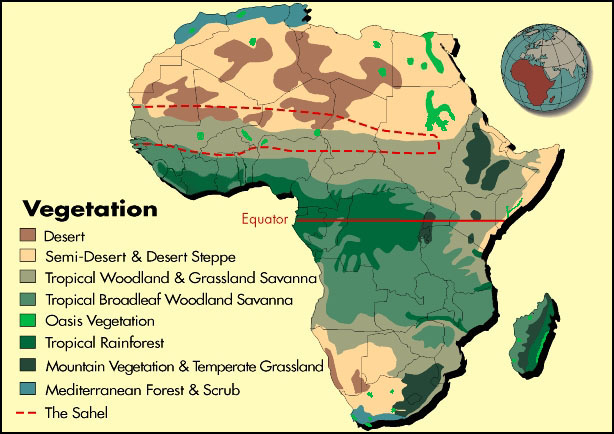 Learning About Africa: How History Effects the Present | Africa